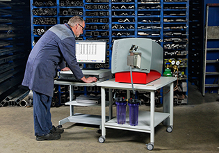Stationary Metal Analyzer SPECTROCHECK